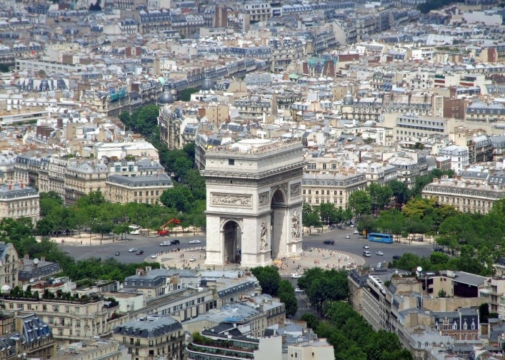 Top 5 most important sights of Paris 3