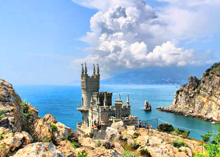 Tourism and rest in Crimea 5