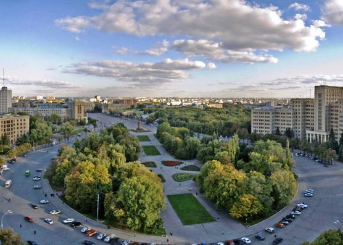 Tourism and rest in Europe visit the second capital of Ukraine Kharkiv 3