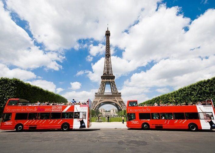What are good bus tours in Europe 2