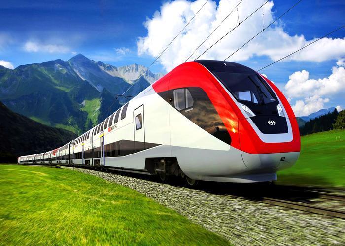 Железнодорожные туры 2
