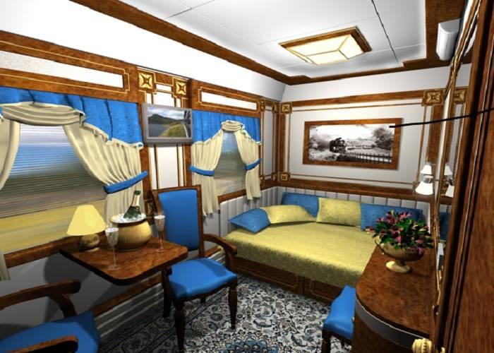 Железнодорожные туры 3
