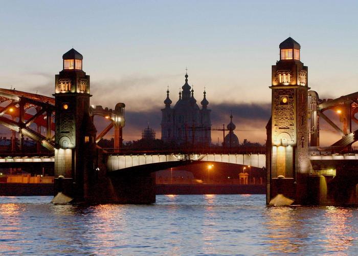 Путешествие по России или Европе 1