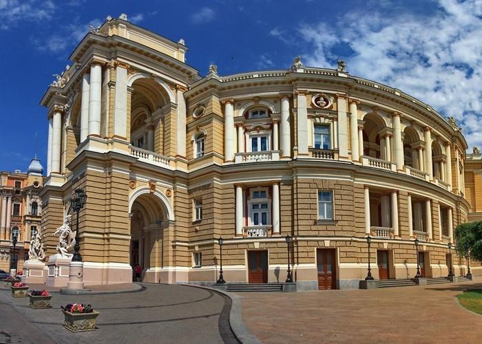 Путешествие по Одессе 4
