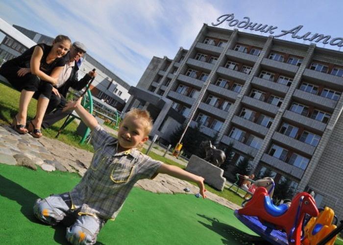 Путешествие по российским курортам 5