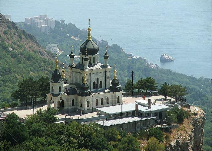 Туризм в Крыму 2