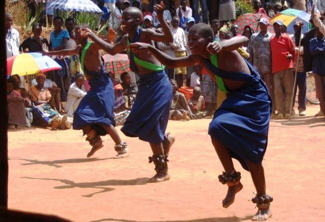 African countries of Rwanda 2