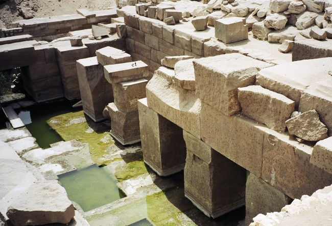 Memphis is an ancient city in Egypt 3