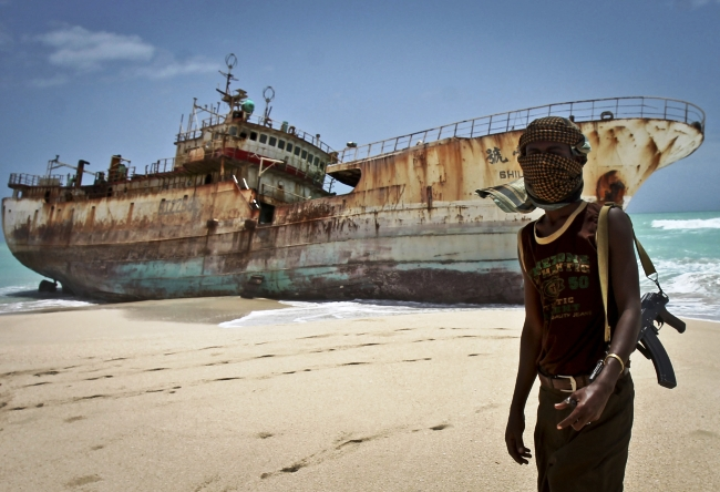 Mogadishu city Somali pirates 2