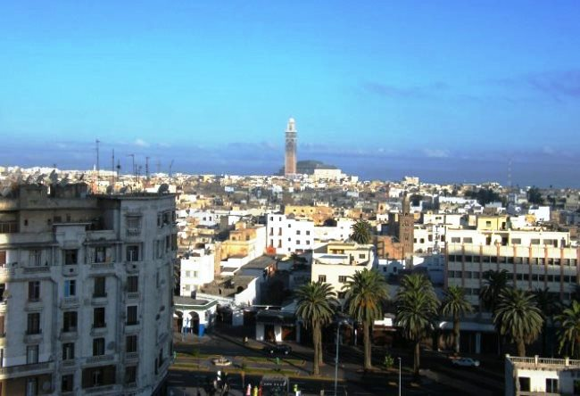 The economic and cultural capital of Morocco Casablanca 2