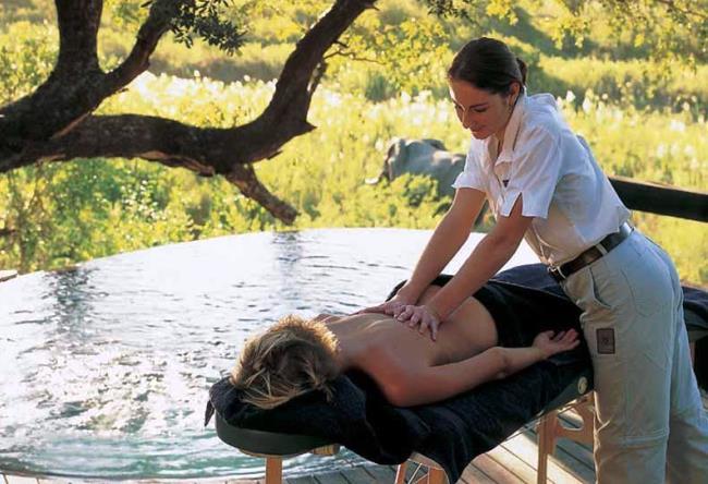 Kruger Park Eco Hotel Singita 2