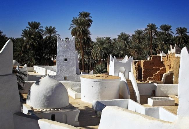 Ghadames is a libyan oasis town 5