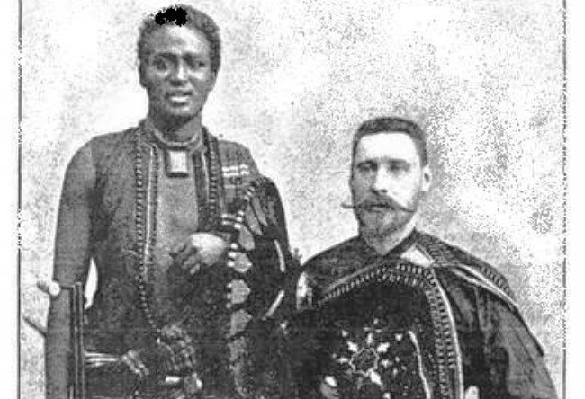 Russian officer who defeated Italy in Ethiopia 2