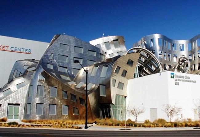 Чудо архитектуры в Лас-Вегасе 3