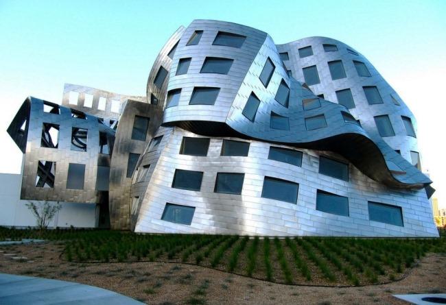 Чудо архитектуры в Лас-Вегасе 5