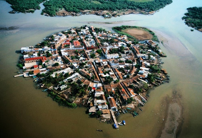 Город-остров Мескальтитан 2