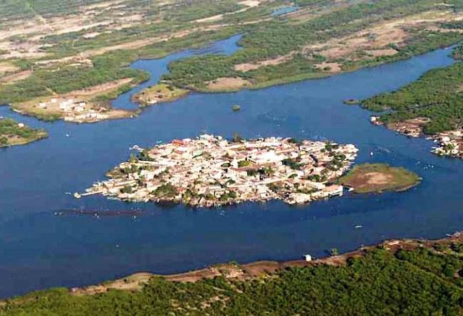 Город-остров Мескальтитан 4