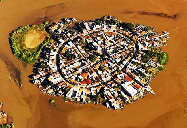 Город-остров Мескальтитан 5