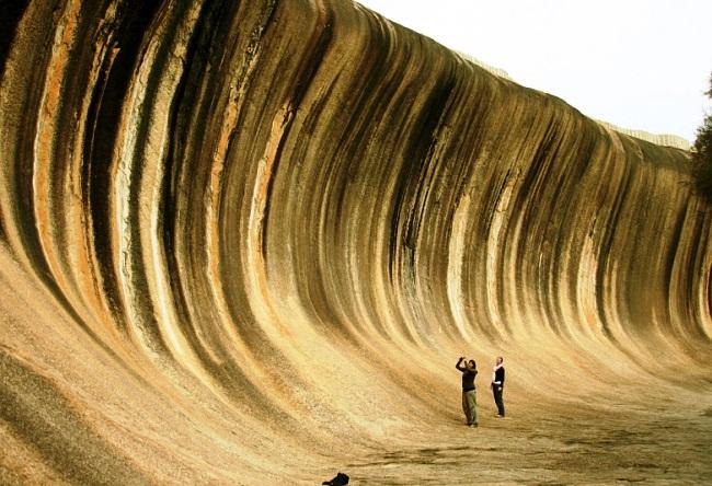 Каменные волны 3