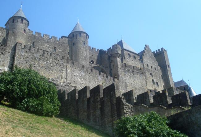 Крепость Каркассон 4
