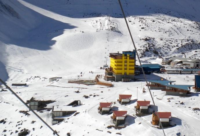 Лыжные курорты мира 3