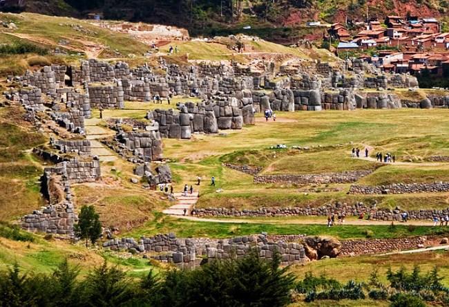 Перу, крепость народа кечуа – город Писак