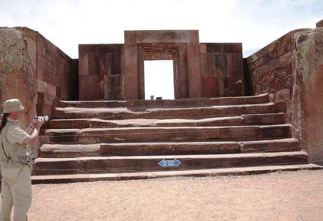 Загадочные Врата Пумы в Боливии