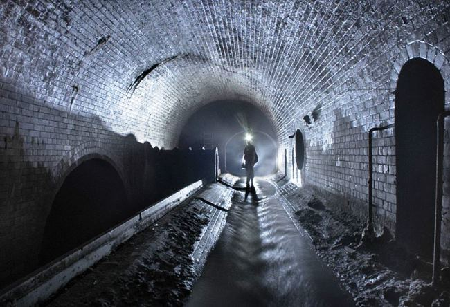 Лондонское подземелье