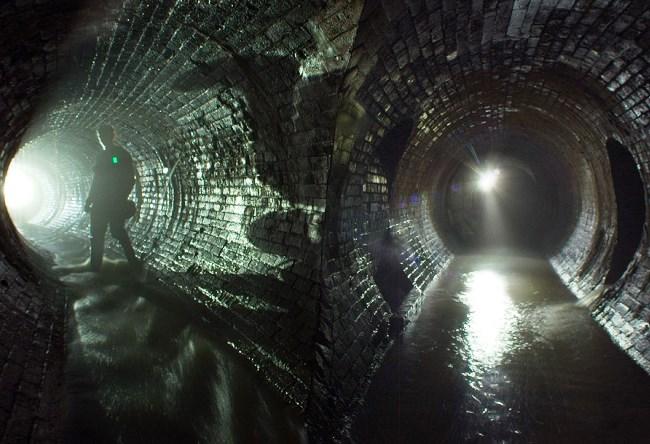 1475.ам. Лондонское подземелье 3