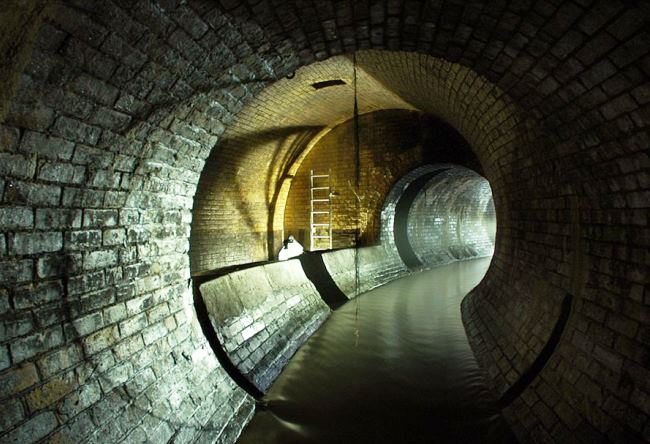 1475.ам. Лондонское подземелье 5