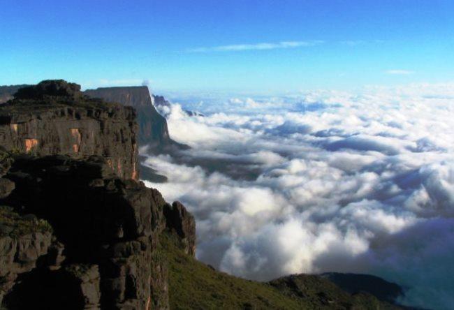 Мировая гора Рорайма 4 1512.ам