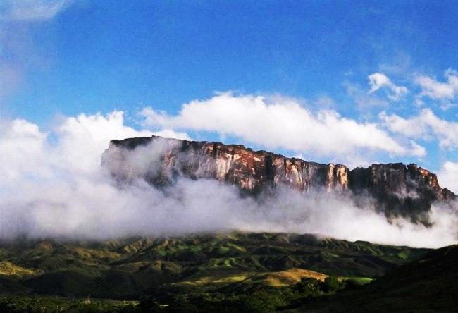Мировая гора Рорайма 5 1512.ам