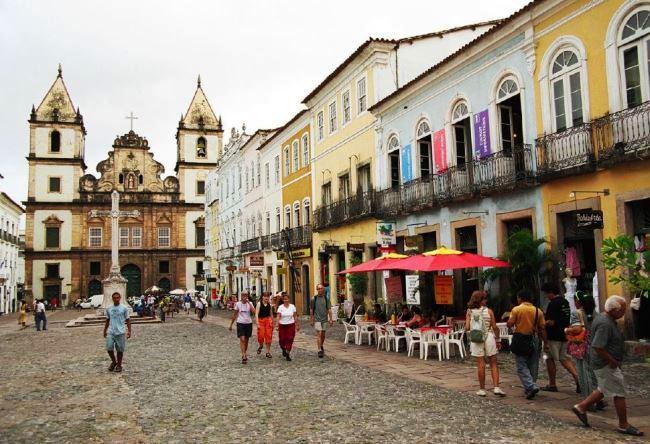 Удивительный бразильский штат Баия 3 1499.ам