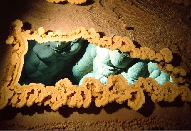 Самая длинная в США пещера Лечугия 2