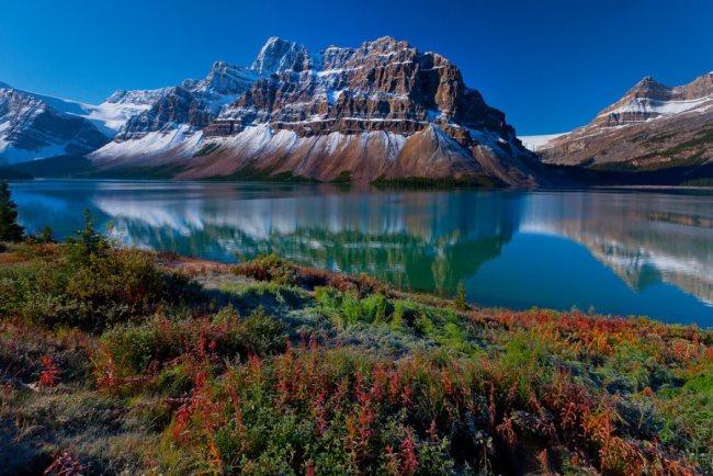 Канадские национальные парки