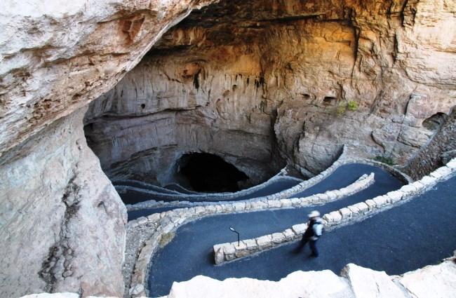 Национальный парк Карлсбадские пещеры