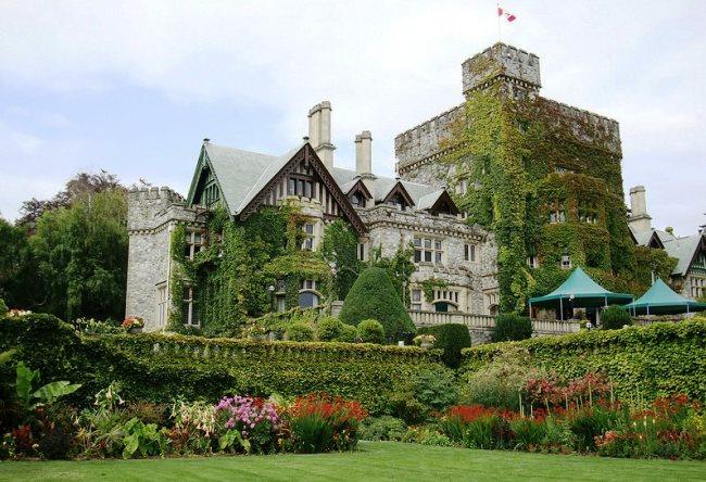 Ванкувер замок в Хэтли 3