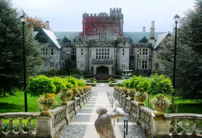 Ванкувер замок в Хэтли 5