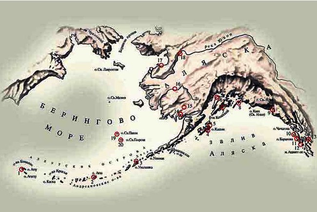Эта странная российская земля Аляска 3