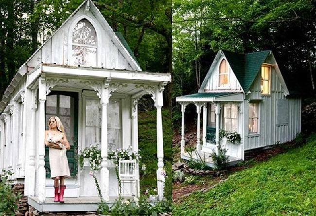 Крошечные дома Нью-Хевен 3