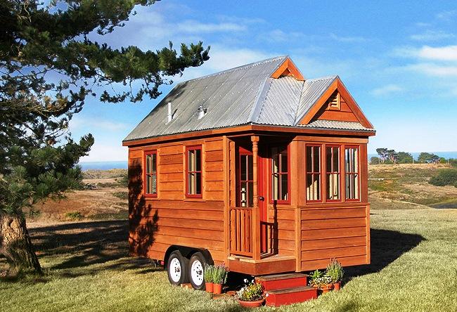 Крошечные дома Нью-Хевен 4