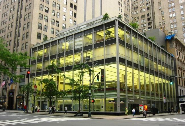 Кузница деловой хватки  Пятая авеню Манхеттен 2