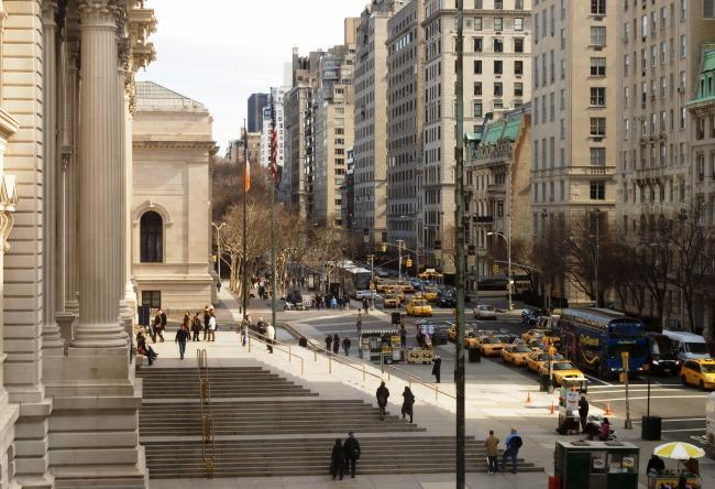 Кузница деловой хватки  Пятая авеню Манхеттен 3