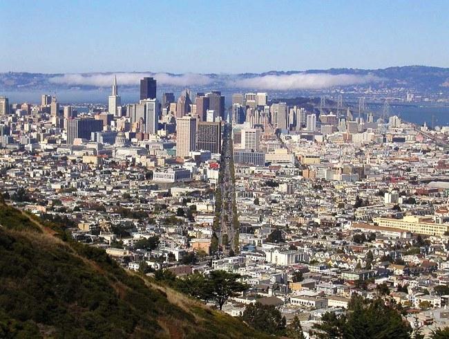 Сан-Франциско  Памятник золотой лихорадки 2