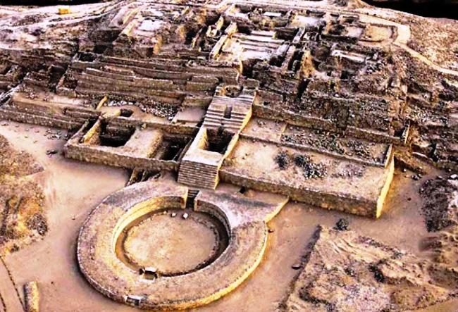 Город скелетов или некрополь Чаучилья 2