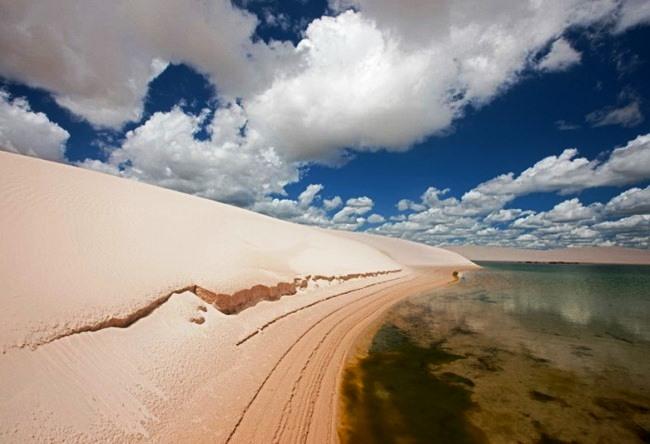 Водяная пустыня Ленсойс Мараньенсес 2