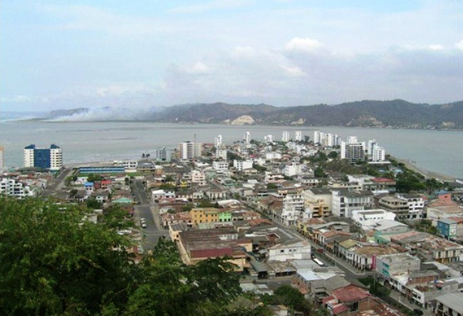 Город Байя-де-Каракес  жемчужина Эквадора 2