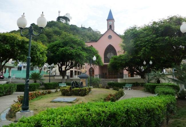 Город Байя-де-Каракес  жемчужина Эквадора 3