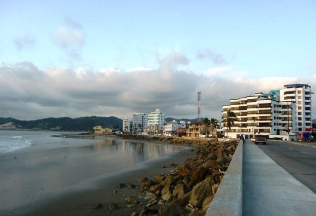 Город Байя-де-Каракес  жемчужина Эквадора 4