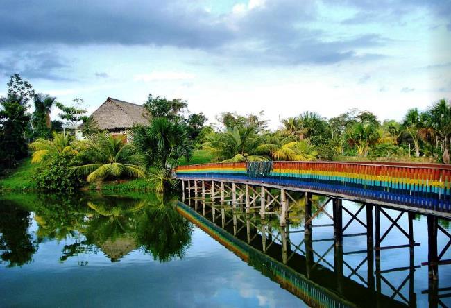 Икитос  город в дебрях Амазонки 3